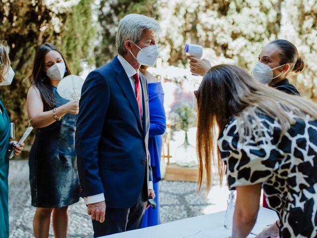 La boda de Rafa y Silvia en Granada, Granada 23
