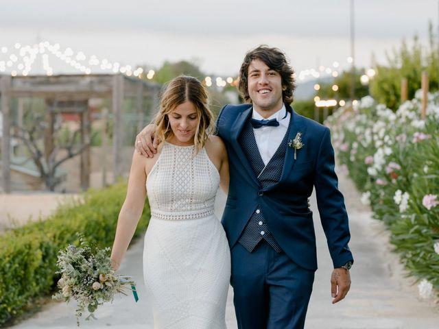 La boda de Marta y Edgar