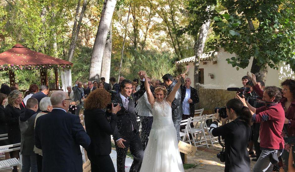 La boda de Alex y Clara en Alborache, Valencia
