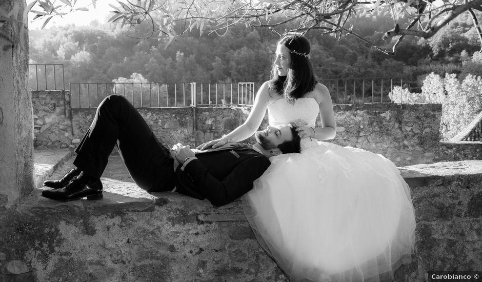 La boda de Lara y Jose en Premia De Dalt, Barcelona