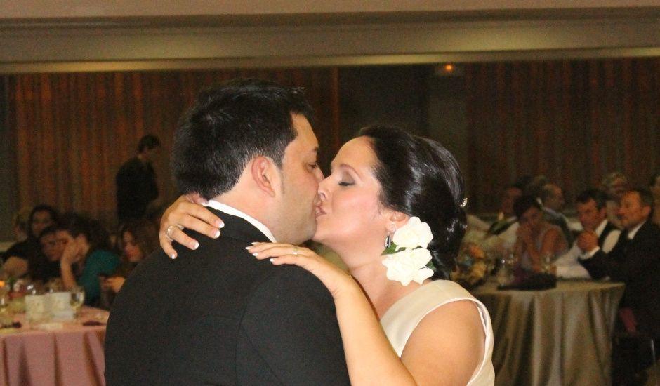 La boda de Macarena y Luis en Valencia, Valencia