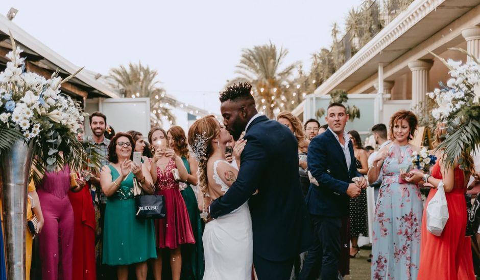 La boda de Josué  y Maria en Molina De Segura, Murcia