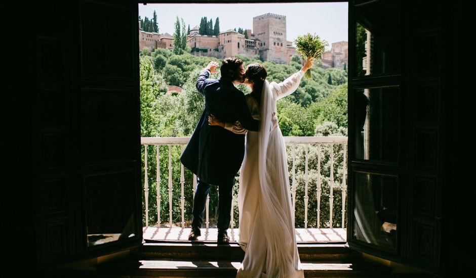 La boda de Rafa y Silvia en Granada, Granada