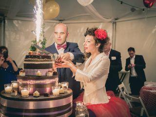 La boda de Luna y Francesc