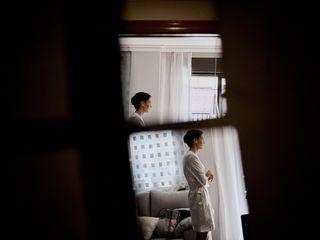 La boda de Beatriz y Quique 1