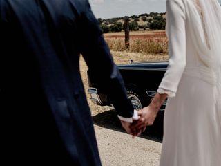 La boda de Beatriz y Quique