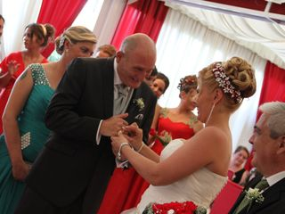 La boda de Pilar  y Jose