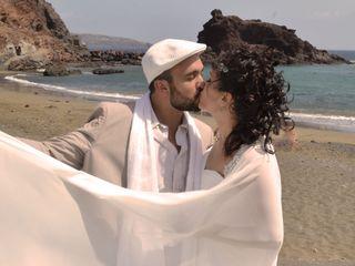 La boda de Desireé y Juan Ismael 2