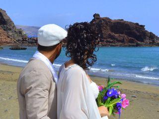 La boda de Desireé y Juan Ismael 3