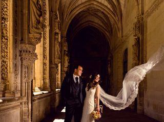 La boda de Azahara y Jorge