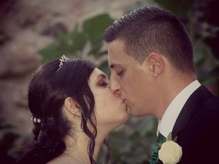La boda de Melania y Laurentiu 1