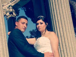 La boda de Melania y Laurentiu 2