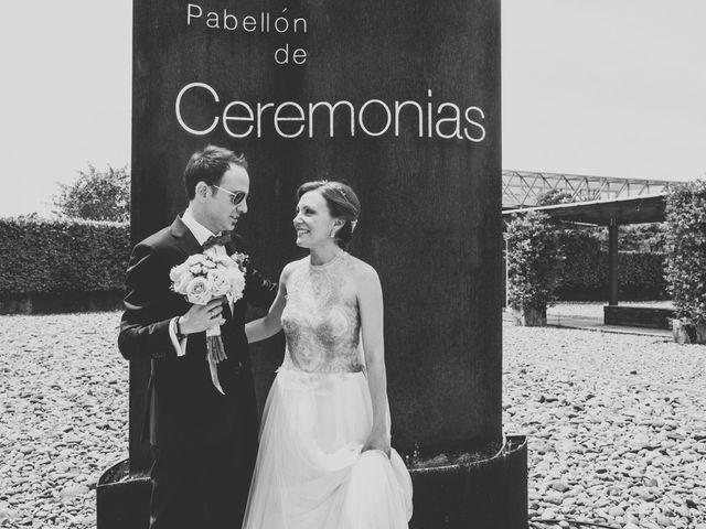 La boda de Gorka y Carolina en Zaragoza, Zaragoza 21