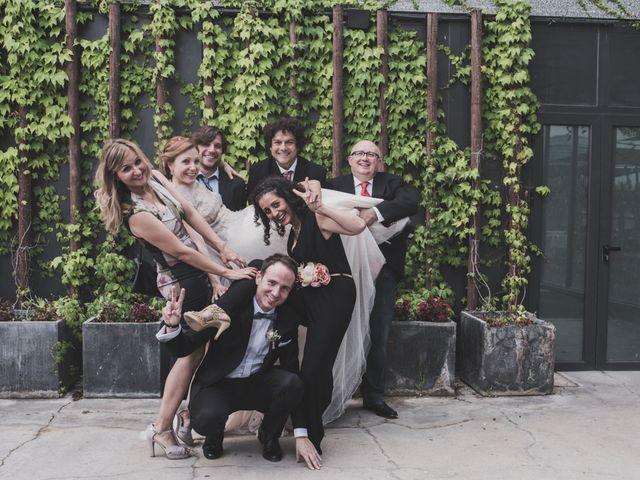 La boda de Gorka y Carolina en Zaragoza, Zaragoza 28