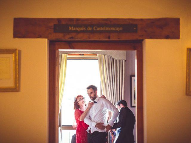 La boda de Daniel y Mar en Sotos De Sepulveda, Segovia 7