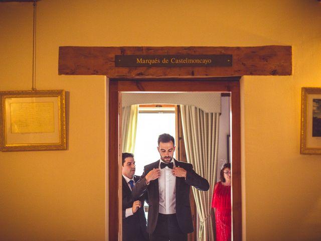 La boda de Daniel y Mar en Sotos De Sepulveda, Segovia 9