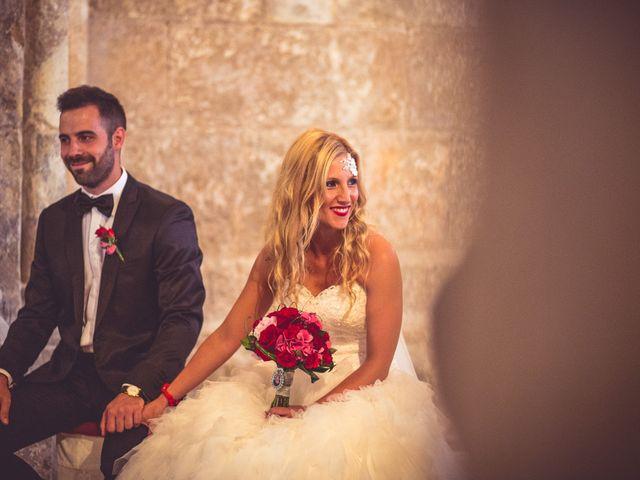 La boda de Daniel y Mar en Sotos De Sepulveda, Segovia 19