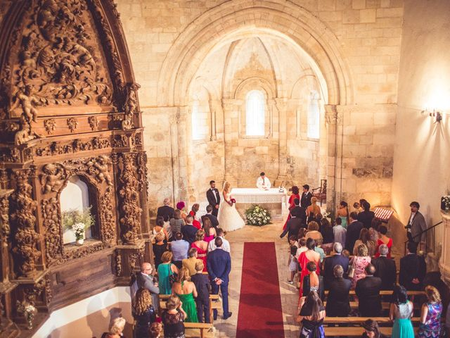 La boda de Daniel y Mar en Sotos De Sepulveda, Segovia 21