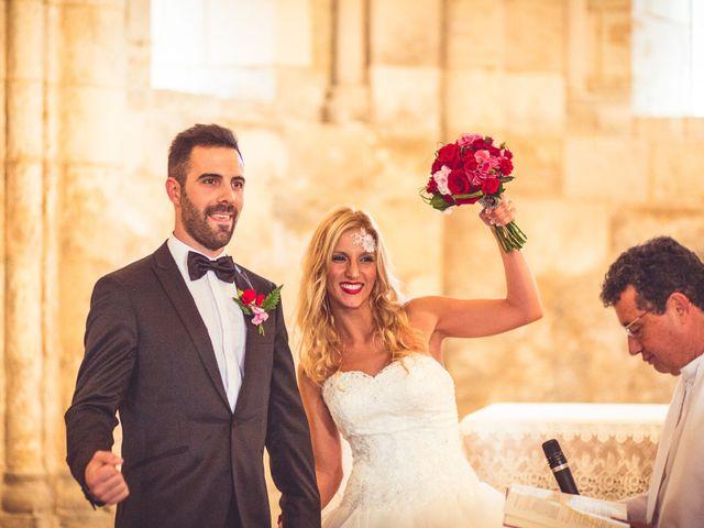 La boda de Daniel y Mar en Sotos De Sepulveda, Segovia 22