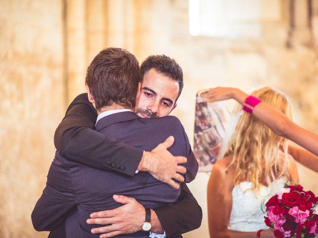 La boda de Daniel y Mar en Sotos De Sepulveda, Segovia 25