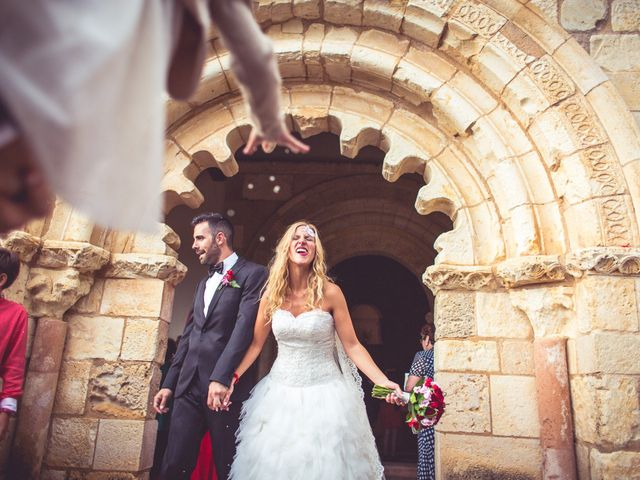 La boda de Daniel y Mar en Sotos De Sepulveda, Segovia 26