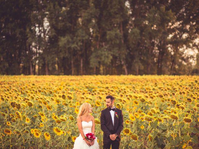 La boda de Mar y Daniel