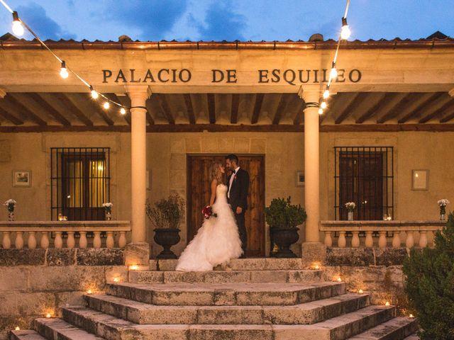 La boda de Daniel y Mar en Sotos De Sepulveda, Segovia 32