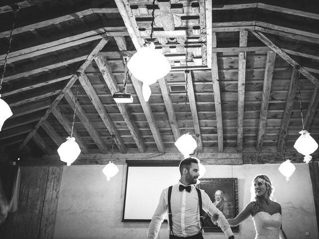 La boda de Daniel y Mar en Sotos De Sepulveda, Segovia 42