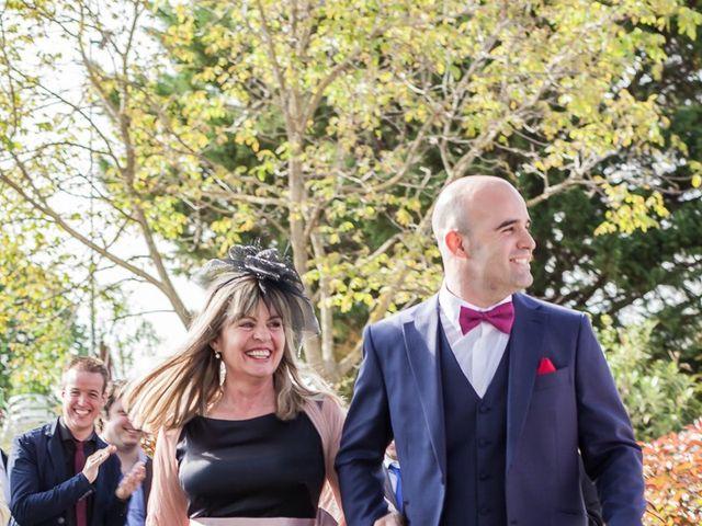La boda de Francesc y Luna en Estanyol, Girona 27