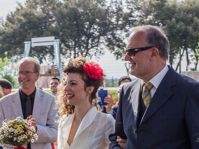 La boda de Francesc y Luna en Estanyol, Girona 28
