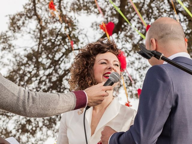 La boda de Francesc y Luna en Estanyol, Girona 33