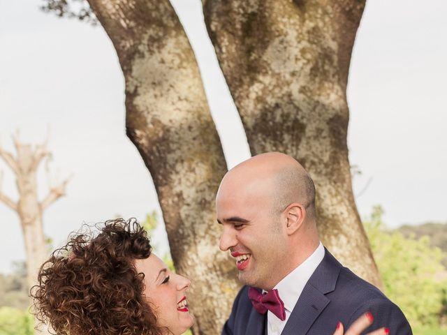 La boda de Francesc y Luna en Estanyol, Girona 36