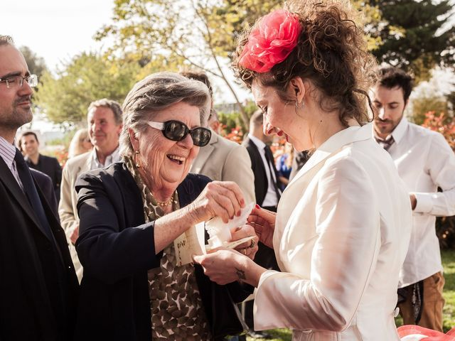 La boda de Francesc y Luna en Estanyol, Girona 38