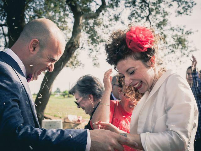 La boda de Francesc y Luna en Estanyol, Girona 39