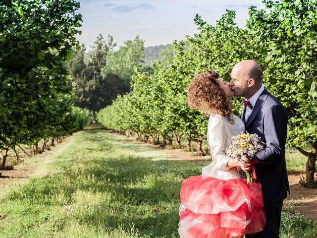 La boda de Francesc y Luna en Estanyol, Girona 41