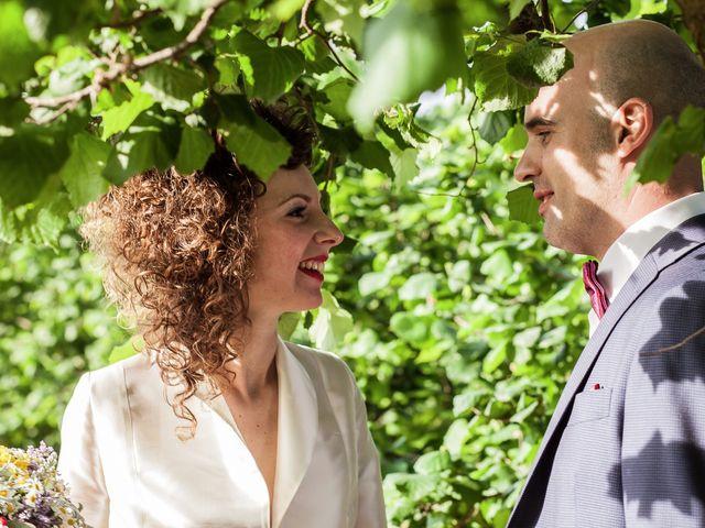 La boda de Francesc y Luna en Estanyol, Girona 42