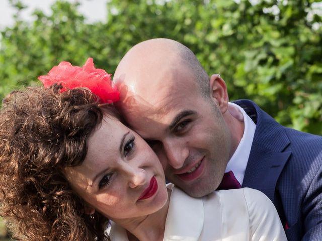 La boda de Francesc y Luna en Estanyol, Girona 44