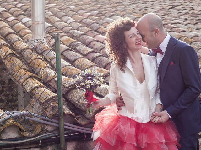 La boda de Francesc y Luna en Estanyol, Girona 45