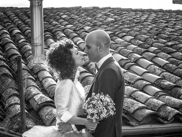 La boda de Francesc y Luna en Estanyol, Girona 46