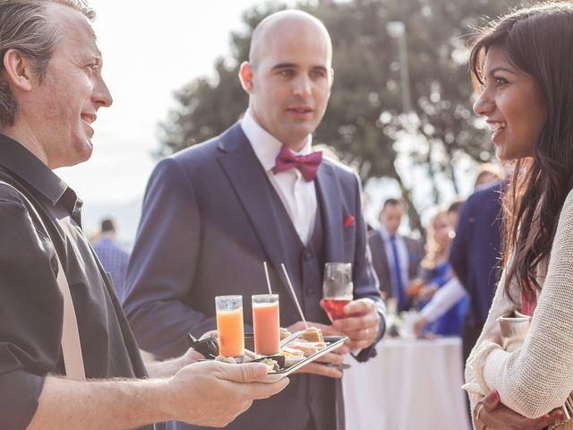 La boda de Francesc y Luna en Estanyol, Girona 48