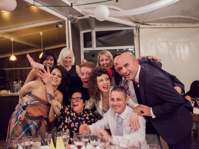 La boda de Francesc y Luna en Estanyol, Girona 62