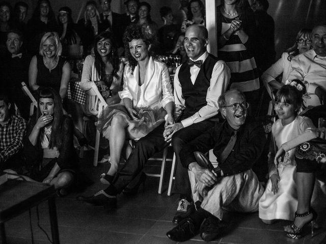La boda de Francesc y Luna en Estanyol, Girona 68