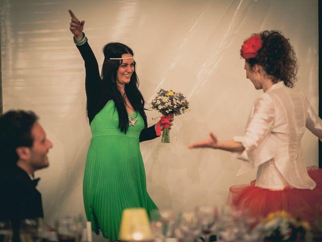 La boda de Francesc y Luna en Estanyol, Girona 69