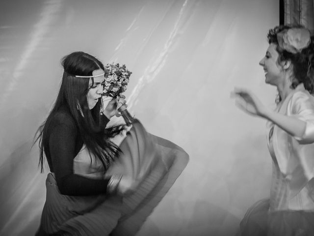 La boda de Francesc y Luna en Estanyol, Girona 70