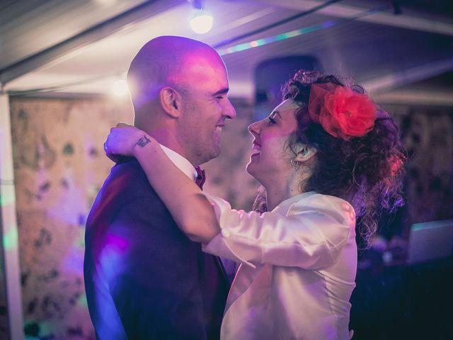 La boda de Francesc y Luna en Estanyol, Girona 1