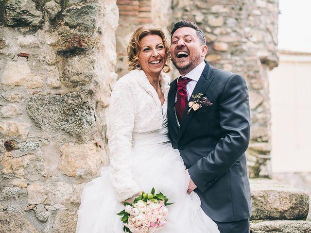 La boda de Montse y Mirko