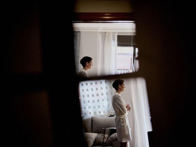 La boda de Quique y Beatriz en Castillo De Viñuelas, Madrid 2