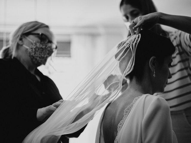 La boda de Quique y Beatriz en Castillo De Viñuelas, Madrid 12