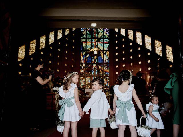 La boda de Quique y Beatriz en Castillo De Viñuelas, Madrid 21