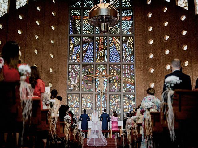 La boda de Quique y Beatriz en Castillo De Viñuelas, Madrid 24